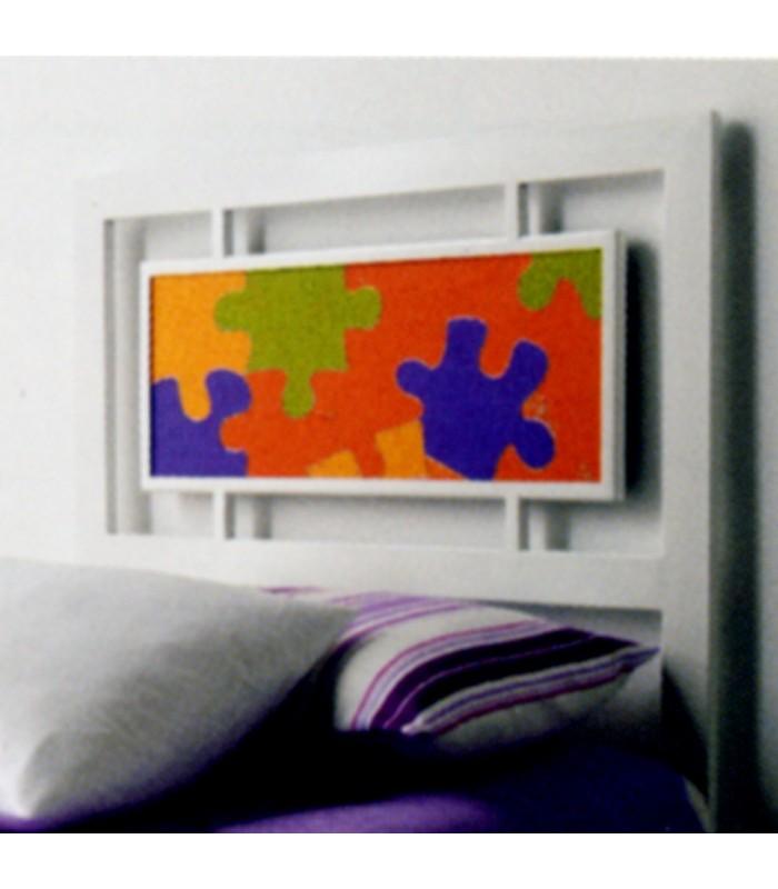 Cabecero forja París Puzzle