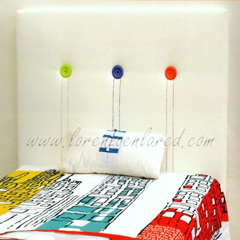 Cabeceros tapizados infantiles cabeceros cama ikea - Ikea cabecero infantil ...