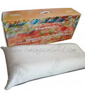 Almohada cervical viscoelástica multitalla
