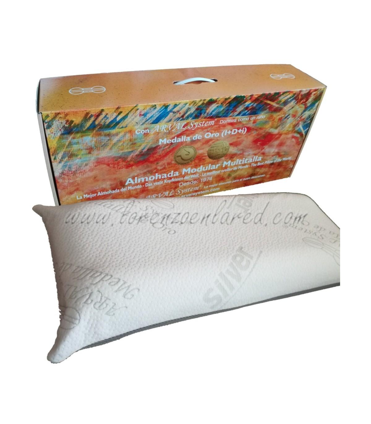 Almohada Modular Cervical Arval   Ronquidos, Tiendas de