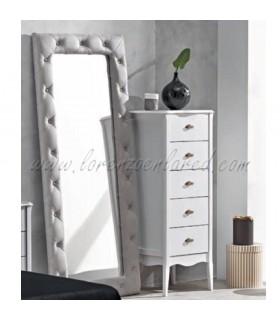 Espejo Veco tapizado