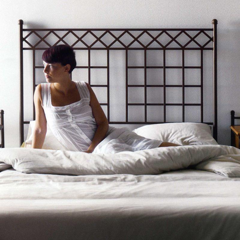 Colgantes para ventanas de dormitorio para matrimonio - Cabeceros de forja ...
