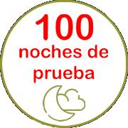 100 noches de prueba