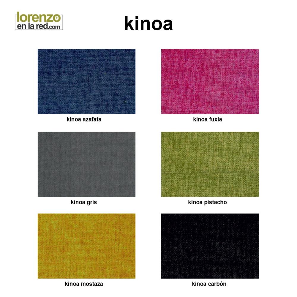 muestras tapizados kinoa