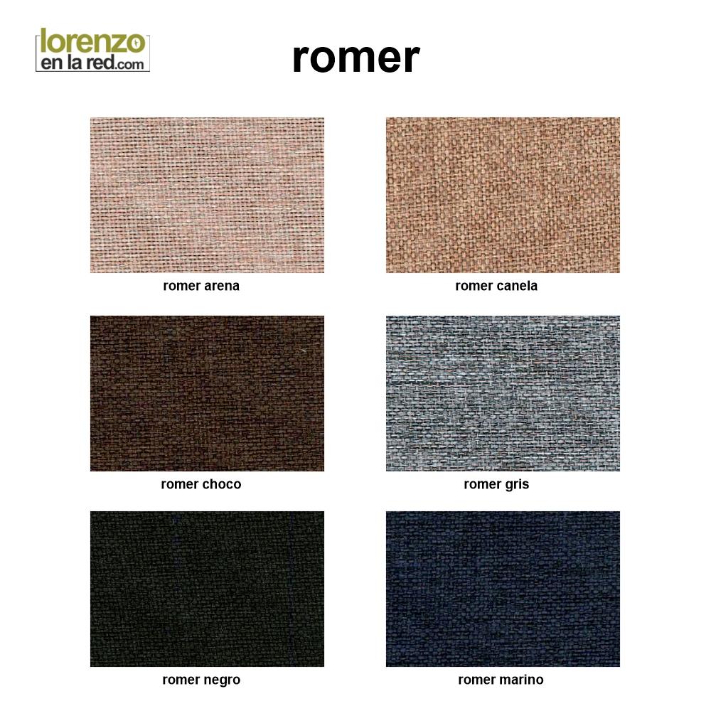 muestras tapizados romer