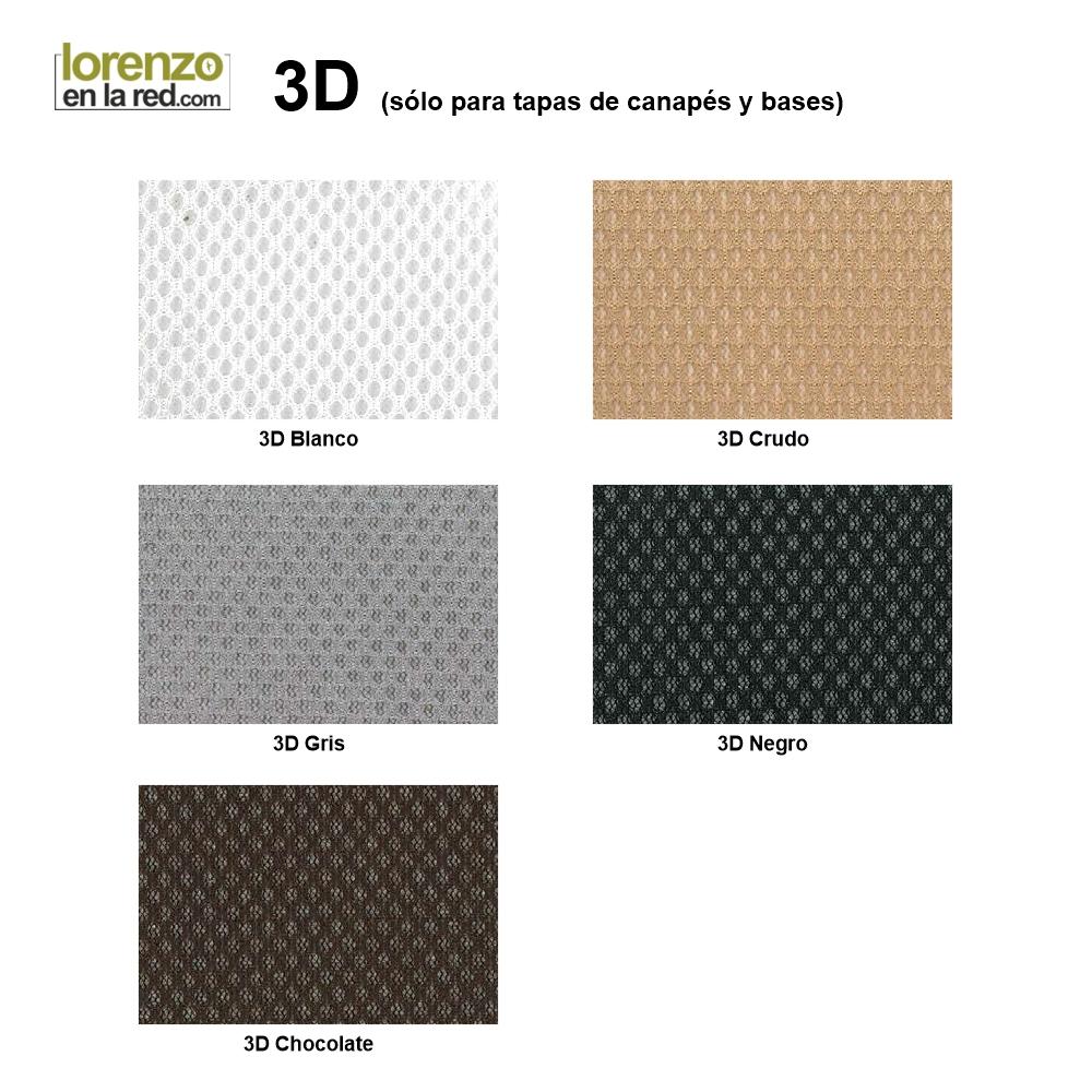 nosolopatas colores 3D