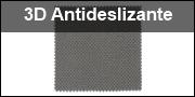 Tapa con tejido 3D antideslizante