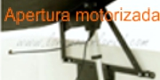 Apertura motorizada